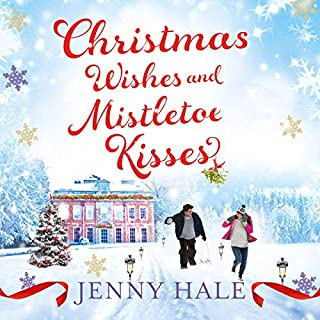 Christmas Wishes & Mistletoe Kisses cover art
