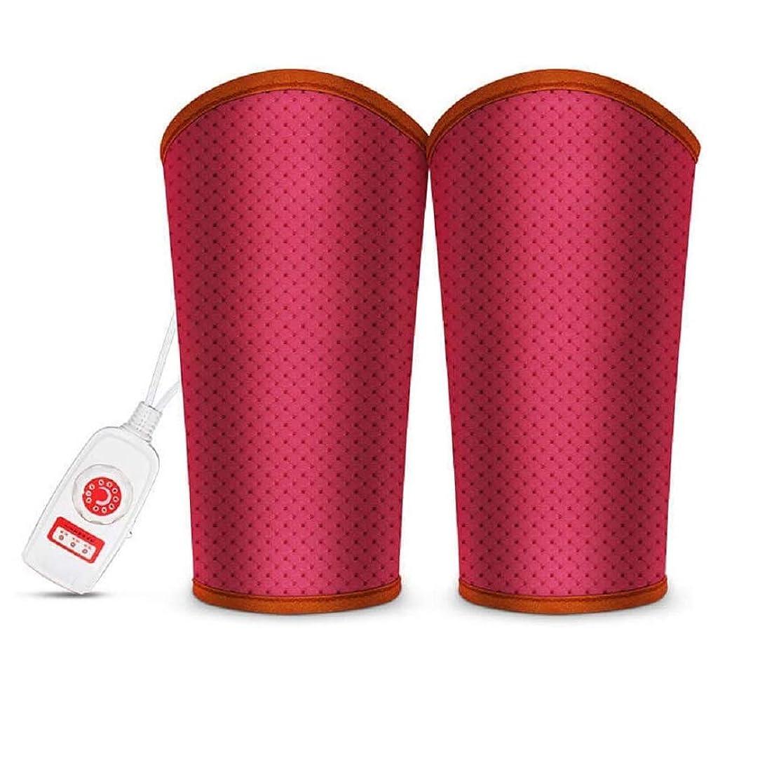 プレミアム周術期TYUIO 膝暖房パッド、ホットとコールドセラピーのための暖房膝ブレースラップジョイントと膝スティッフの救済痛みを暖めるために、関節炎や株、温度制御は、男性と女性の膝ふくらはぎの脚アームエリアに適合 (Color : B)