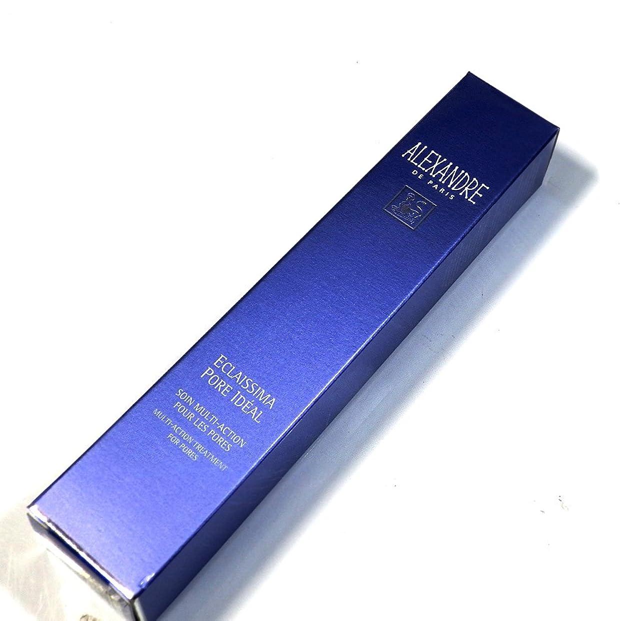普通に純度元のアレクサンドル ドゥ パリ エクラシマ ポア イデアル(毛穴美容液)30mL 新品