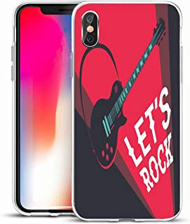 Cell Phone Accessories Active Rock Band Indie Concert Metal Clear Phone Case Cover Fits Iphone 5 6 7 8 X Cases, Covers & Skins