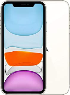 Apple iPhone 11 64GB White (Renewed)