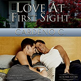 Love at First Sight audiobook cover art
