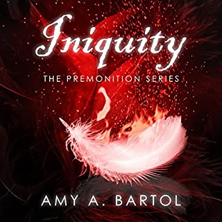 Iniquity audiobook cover art