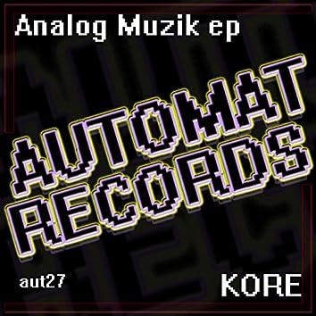 Analog Muzik ep