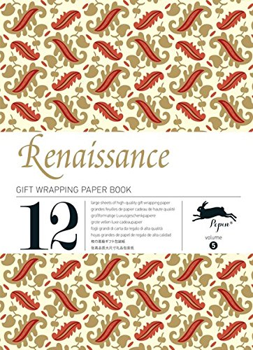Renaissance: Gift & Creative Paper Book Vol. 05 (Gift wrapping paper book (5))