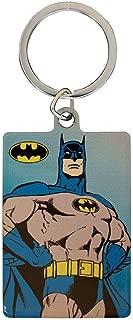 DC Comics Batman Metal Keyring
