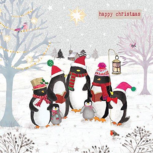 Hammond Gower Pubblicazioni AXGRG458–Biglietto natalizio (confezione da 8)