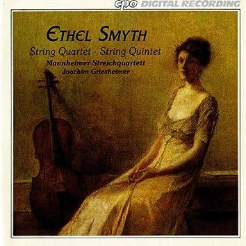 Smyth: String Quartet - String Quintet