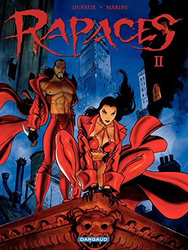 Rapaces – tome 2
