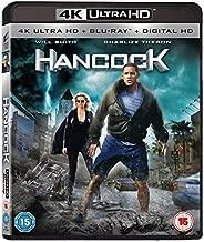 Hancock (4K UHD + Blu-ray + Digital HD + UV) (2-Disc Set) (Slipcase Packaging + Region Free + Fully Packaged Import)