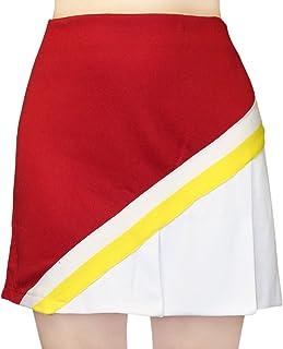 Danzcue Adult Cheerleading A-Line Pleat Skirt