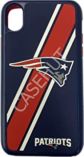new england patriots iphone xs max case