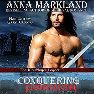 Conquering Passion audiobook cover art