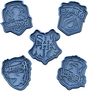 Hogwarts Harry Potter Cookie Cutters Pack