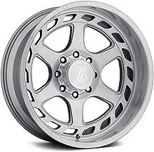 Asanti Off-Road AB816 Custom Wheel - Brushed Titanium - 22