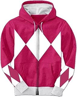 Power Rangers Hooded Costume Sweatshirt