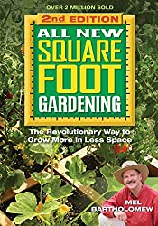 square foot gardening book image
