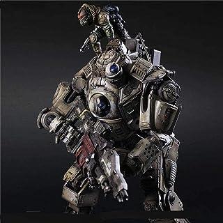 Anime Action Figure Titanfall Atlas Collectible Model Statue Toys PVC Figures Desktop Ornaments
