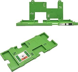 Jranter 16 PCS/Lot Bridge Cards Whole Set Rectangle Bridge Bidding Box for Professional Bridge Cards Tournment
