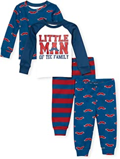 Baby Boys Pajama Set, Pack of Two