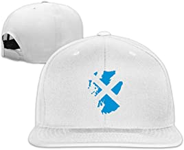 UK Scotland Country Land Flag Adjustable Baseball Caps Hat