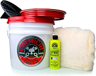 Chemical Guys Acc_101 Detailing Bucket Kit (5 Items)