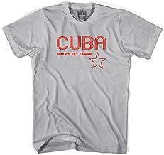 Cuba Soccer Leones de la de playa camiseta de fútbol