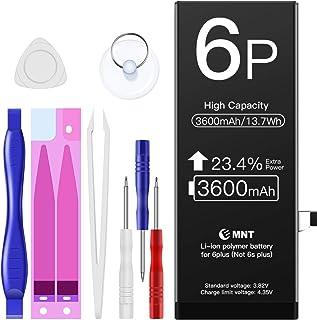 3800mAh iPhone 6 Plus 専用 交換用 バッテリー EMNT 大容量バッテリー 3.82V PSE認証品