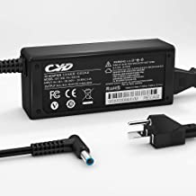 CYD 90W 19.5V 4.62A Powerfast Replacement for Laptop-Charger HP Envy Touchsmart Sleekbook 15 17 M6 M7 Pavilion 11 14 15 17 X360 M3 M1 M6 Envy 14 15 17 17-j021nr, Extra 3.94Ft Notebook DC Adapter Cable