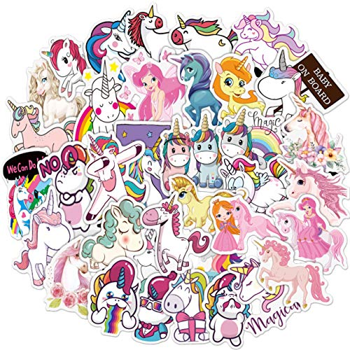 Unicorn Stickers (100 Pieces)