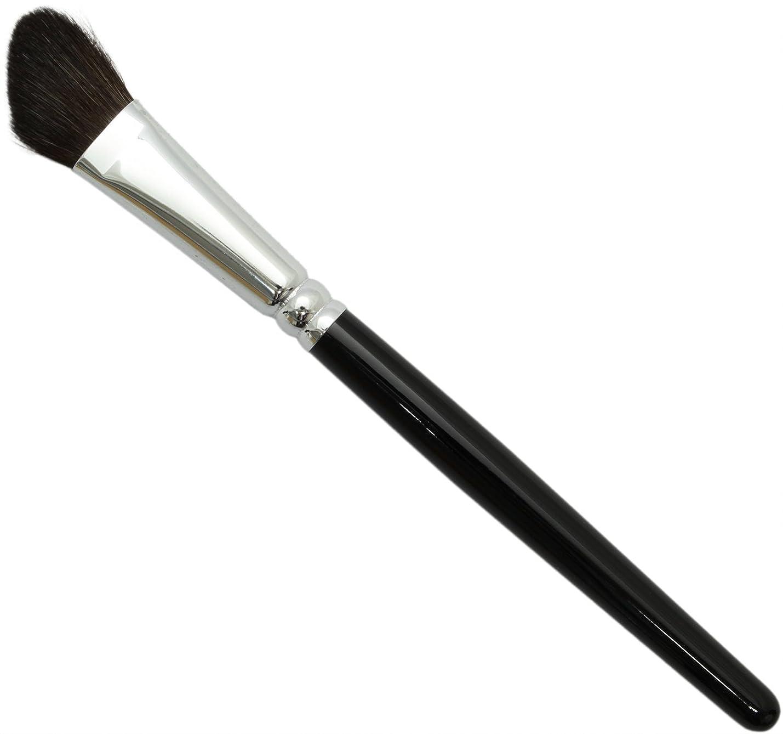 破壊するたとえ破滅熊野筆 メイクブラシ SRシリーズ シャドウブラシ 大 馬毛