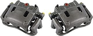 CKOE00968 REAR Premium Grade OE Semi-Loaded Caliper Assembly Pair Set 2