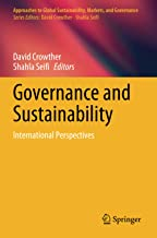 Governance and Sustainability: International Perspectives