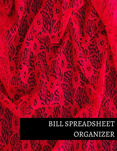 Bill Spreadsheet Organizer