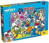 Liscianigiochi- Disney Puzzle Doble Cara 35x50
