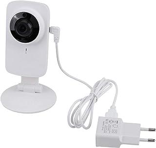 IR Nachtzicht Beveiliging 720P Huishoudelijke Real-time draadloze wifi, met geheugenkaart, voor baby(European regulations)