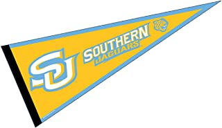 College Flags and Banners Co. Southern University Pennant Full Size Felt