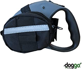 leash saddle bag