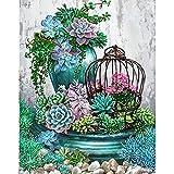 5D DIY diamante pintura jardín paisaje arco Kit de bordado diamante mosaico arte imagen diamante pintura A10 50x70cm