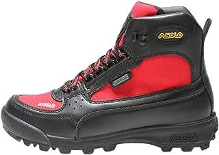 Mens Skyriser/Sunrise/Supremacy/Welt High Hiker Boot,Red/Skyriser Boot,9.5