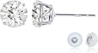 Best sapphire white gold earrings Reviews