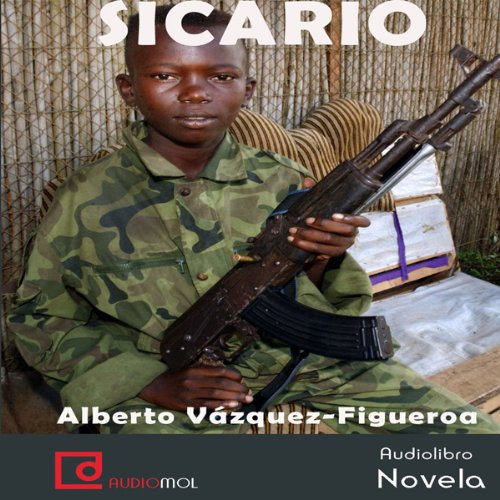 Sicario audiobook cover art