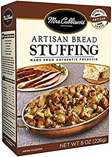 Mrs. Cubbisons Artisan Bread Stuffing, 8 Ounce (4 Boxes)