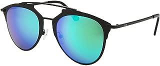 AQS Alfie Arched Brow Bar Sunglasses