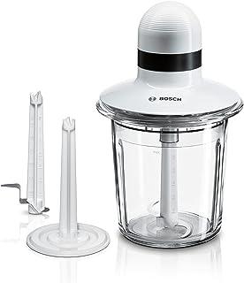 Bosch MMR15A1 Food Processor, 1.5 Litre, White