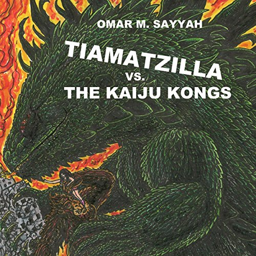 Tiamatzilla vs. the Kaiju Kongs, Book 2 cover art