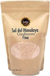 1 kilo de Sal del Himalaya Fina | Sal Rosa del Himalaya | Un
