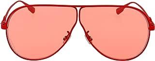 Luxury Fashion | Dior Womens DIORCAMP0Z3ZK Red Sunglasses | Fall Winter 19