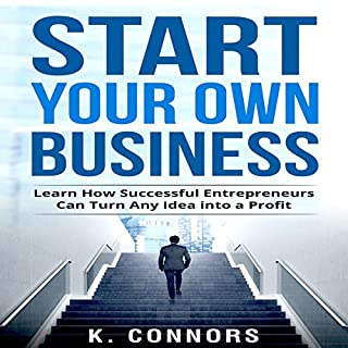 Start Your Own Business cover art