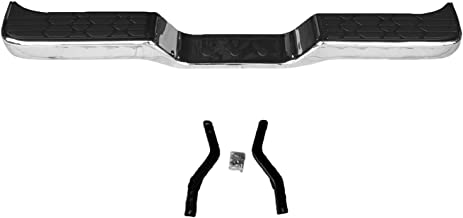 CPP Chrome TO1102221 Rear Bumper Assembly for 89-95 Toyota Pickup